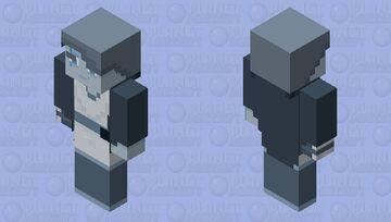 Anakin Skywalker (Ghost) v2 Minecraft Skin