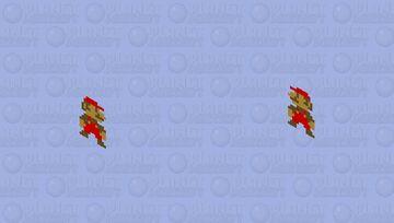 Oldschool mario Minecraft Skin