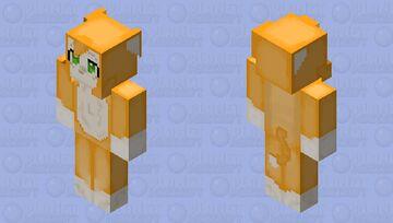 Stampy-HD REDO-By Ninjapony Minecraft Skin