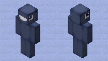 iBallisticSquid-HD REDO-By Ninjapony Minecraft Skin