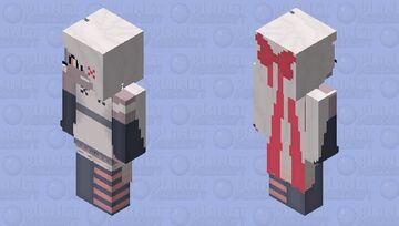 Vagatha / Veggie the Moth Demon v№2 Minecraft Skin