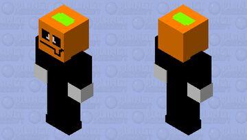REDID MY PUMP SKIN :3 Minecraft Skin