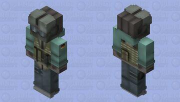 Jäger (Default) | R6S Minecraft Skin