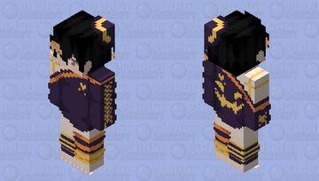 Witchy Femboy Minecraft Skin