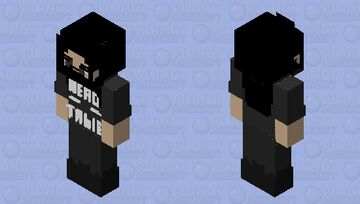 WWE Roman Regins Minecraft Skin