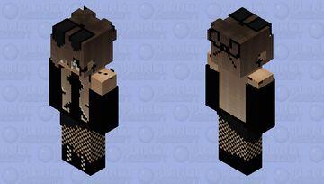 Black rabbit girl - sexy? Minecraft Skin