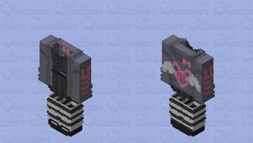 skin base Kawaii goth Minecraft Skin