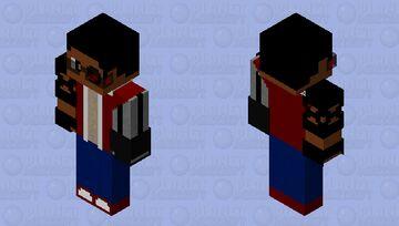 Skin para a competição de skins 2121 de Janeiro... Minecraft Skin