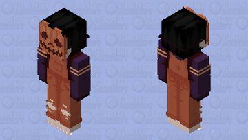 Trick Or Treat, Smell My Feet~! Minecraft Skin