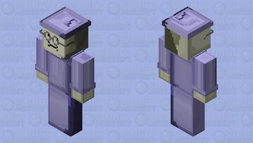 Wizard - Tower Heros Minecraft Skin