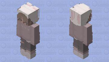 rabbit hat Minecraft Skin