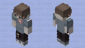 Gogy ! (Credits again I don't know) Minecraft Skin