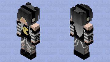 eGirl Minecraft Skin