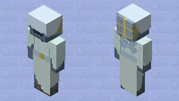 Vexor Minecraft Skin
