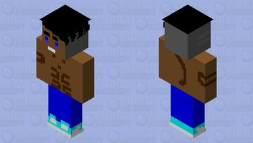 Liam Grant Jackson (me) Exposed Minecraft Skin
