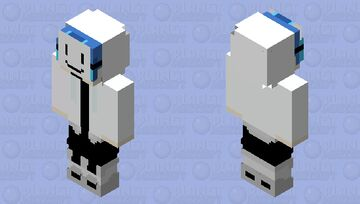 ME AS BOB FOR SOMEONE Minecraft Skin
