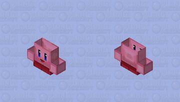 Kirby Minecraft Skin