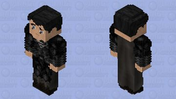 Superman: Zack Snyder's Justice League Minecraft Skin