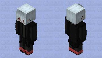 𝕋𝕠𝕞𝕦𝕣𝕒 𝕊𝕙𝕚𝕘𝕒𝕣𝕒𝕜𝕚 𝕄ℍ𝔸 | 𝔹ℕℍ𝔸 | 𝔹𝕠𝕜𝕦 𝕟𝕠 ℍ𝕖𝕣𝕠 𝔸𝕔𝕒𝕕𝕖𝕞𝕚𝕒 Minecraft Skin