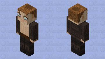 """Eren """"Freedom"""" Yeager Minecraft Skin"""