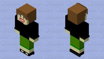 Grace Zabriskie Minecraft Skin