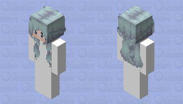 Sneek Peek Minecraft Skin