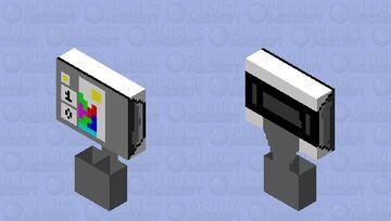 Tetris Minecraft Skin