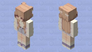 beside you Minecraft Skin