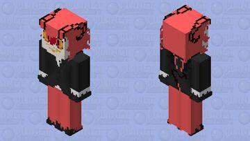 Razzle the Goat Demon Minecraft Skin