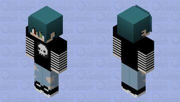 Haris Minecraft Skin
