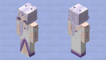 Queen Amethyst HD Minecraft Skin