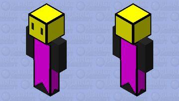 Yellowhead 2 Minecraft Skin