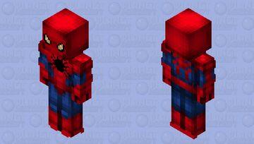 Spidey Minecraft Skin