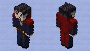 Doctor Strange Skin Minecraft Skin