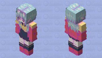 phishy Minecraft Skin