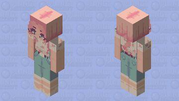Spring Breeze Minecraft Skin