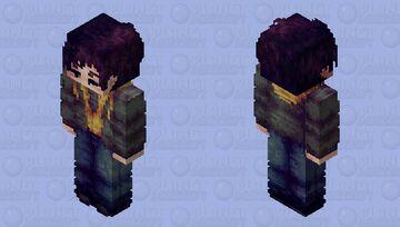 |Alt| Jason Todd - DC Titans Minecraft Skin