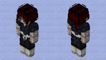 Kokushibou 2 Minecraft Skin