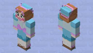 HD Ella Doll Minecraft Skin