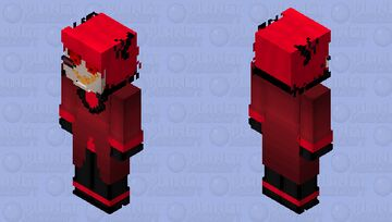 Radio Demon od v№2 Minecraft Skin