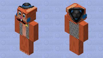 HD Ralpho Minecraft Skin