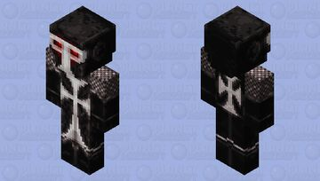 The Legacy of: The Black Knight Minecraft Skin