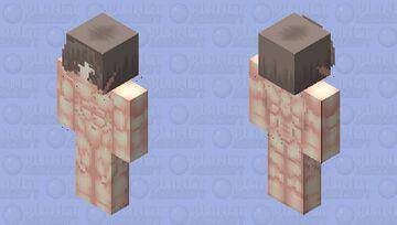 Muscles boy base 03 Minecraft Skin