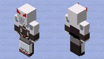 prowl Minecraft Skin