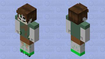 HD Simon Doll Minecraft Skin