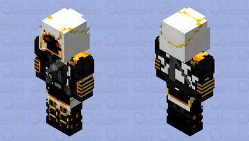 your Death is hear Minecraft Skin
