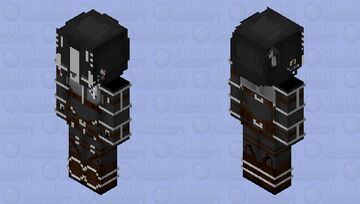 Aot cathedrall Minecraft Skin