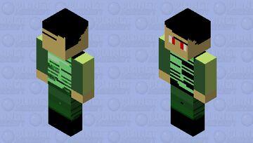 still in progress Minecraft Skin