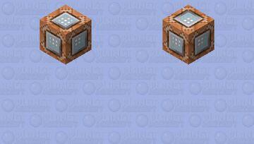command block Minecraft Skin