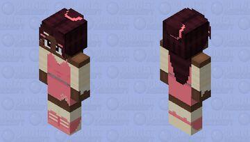 pinterest outfit recreation~ Minecraft Skin
